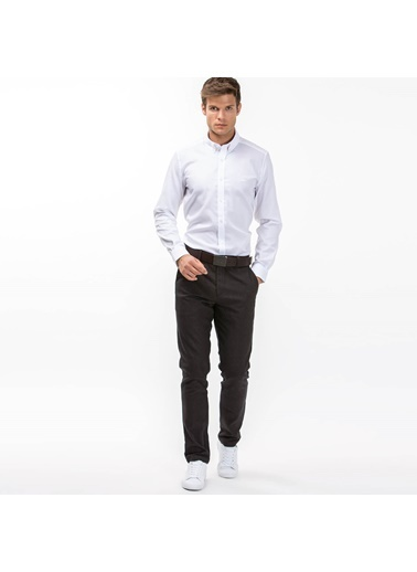 Lacoste Erkek Slim Fit Pantolon HH1810.10K Kahve